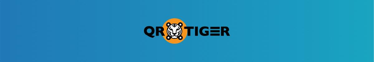 The QRTiger logo.