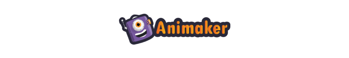 The Animaker logo.