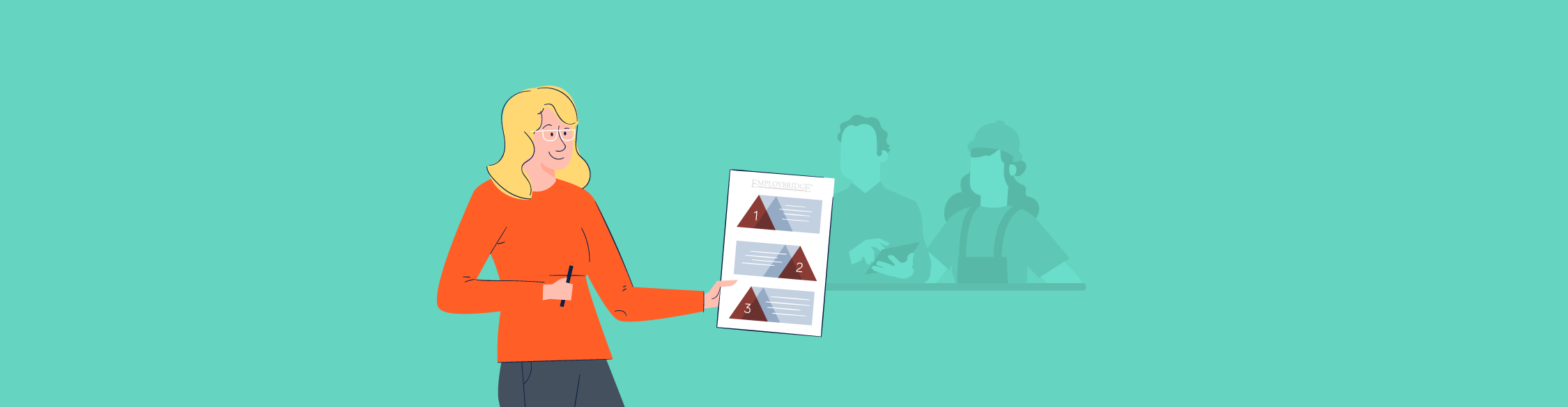 How EmployBridge is Using Visme to Streamline Content Creation Cross-Departmentally