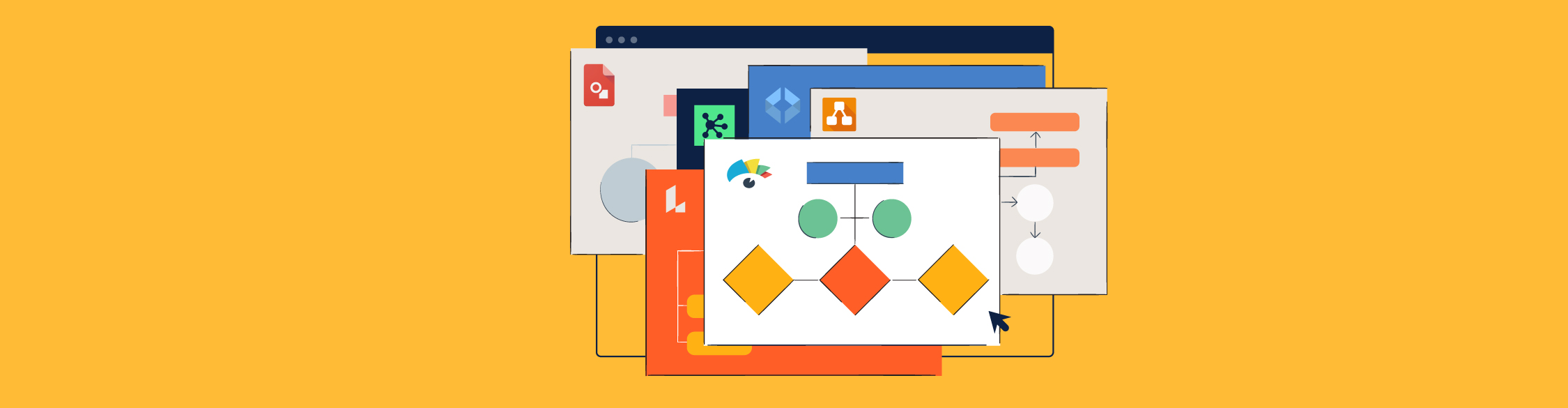 40 Best Online Visio Alternatives for Making Diagrams Free & Paid