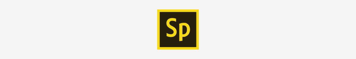 The Adobe Spark logo.