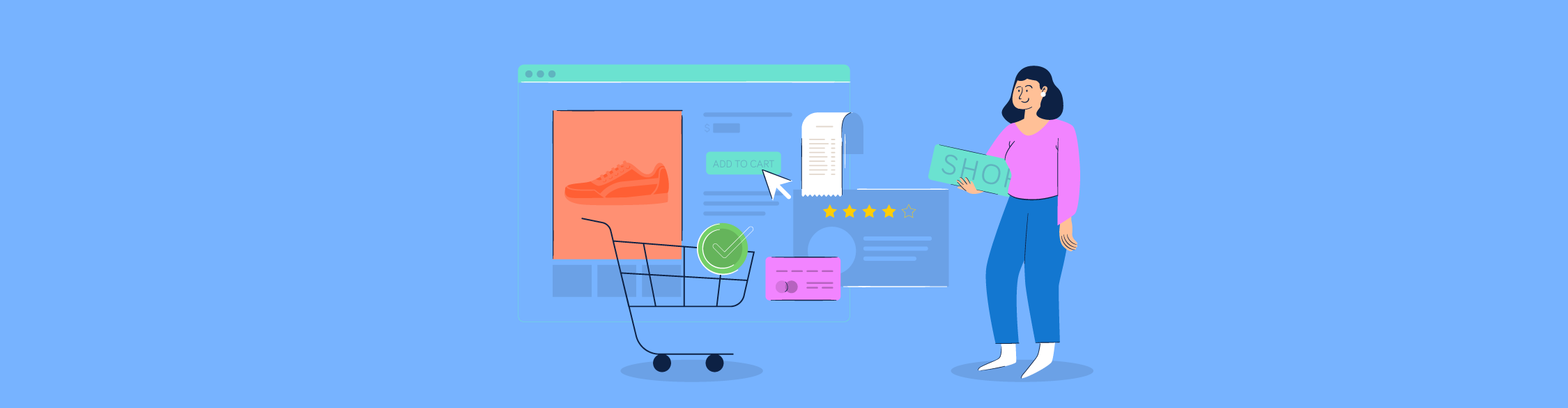 How to Design a Successful Ecommerce Website