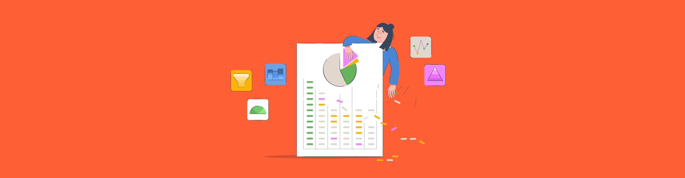 32 Data Visualization Types: Choose the One You Need