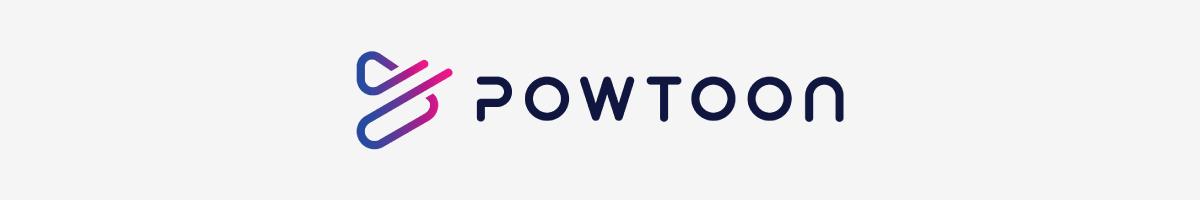 The Powtoon logo.