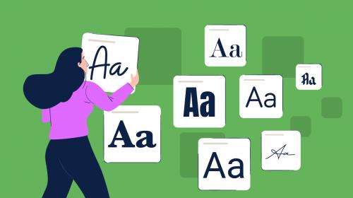 100 Best Free Fonts for Your Brand Elements (Designer's List)