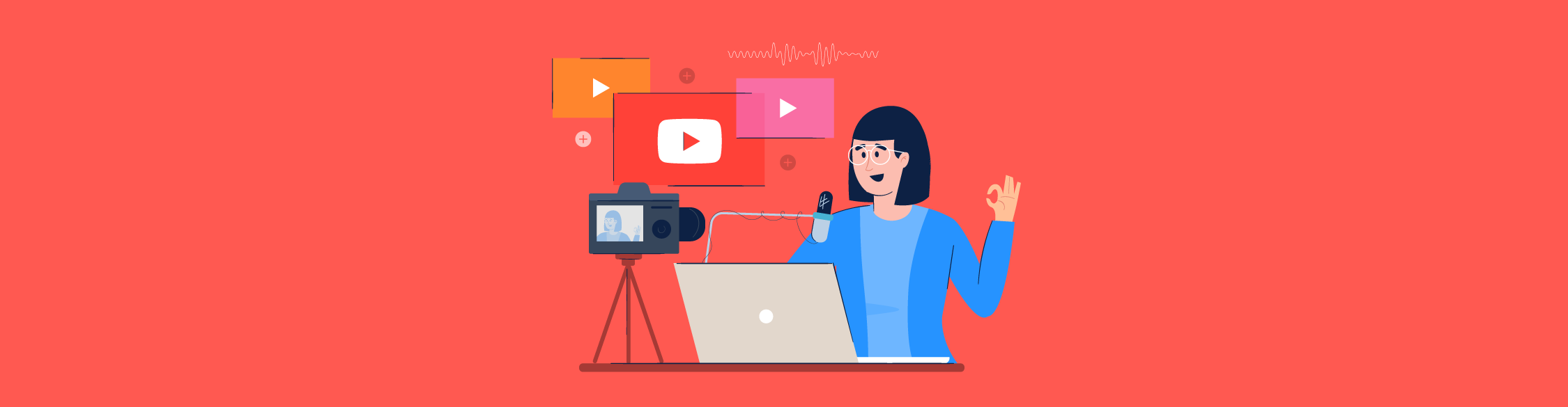 How to Start a Vlog: Guide for Beginners to YouTube (for 2021)