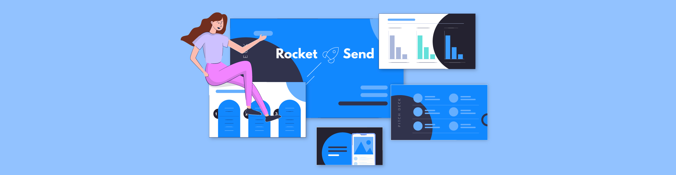 How to Create a Pitch Deck for Investors [Templates + Design Tips]