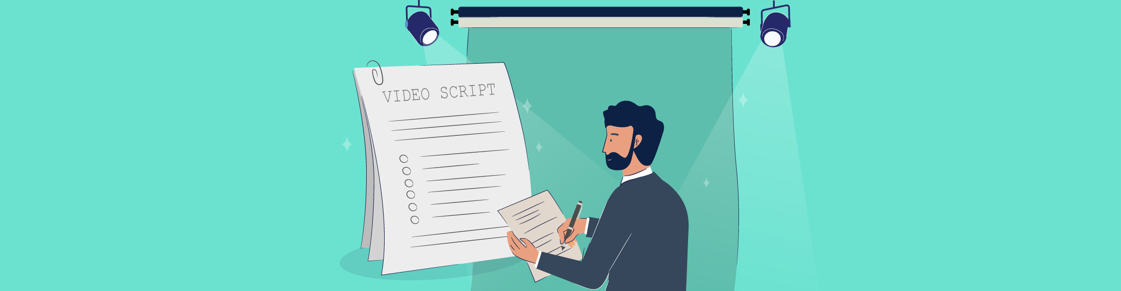 How to Write a Video Script That Keeps Viewers Watching