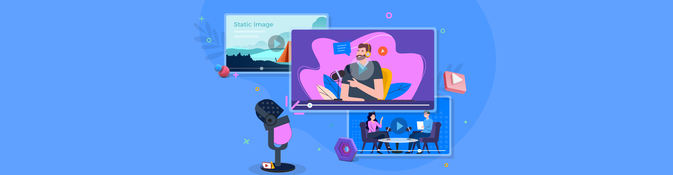 Video Podcasts: The Complete Guide for Beginners in 2021