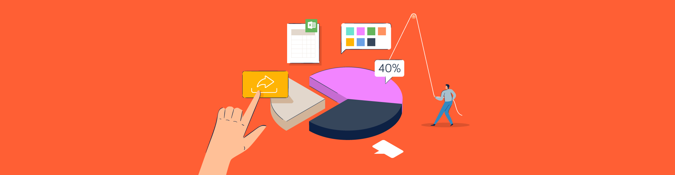 How to Make a Pie Chart: Step-by-Step Guide (& Templates)