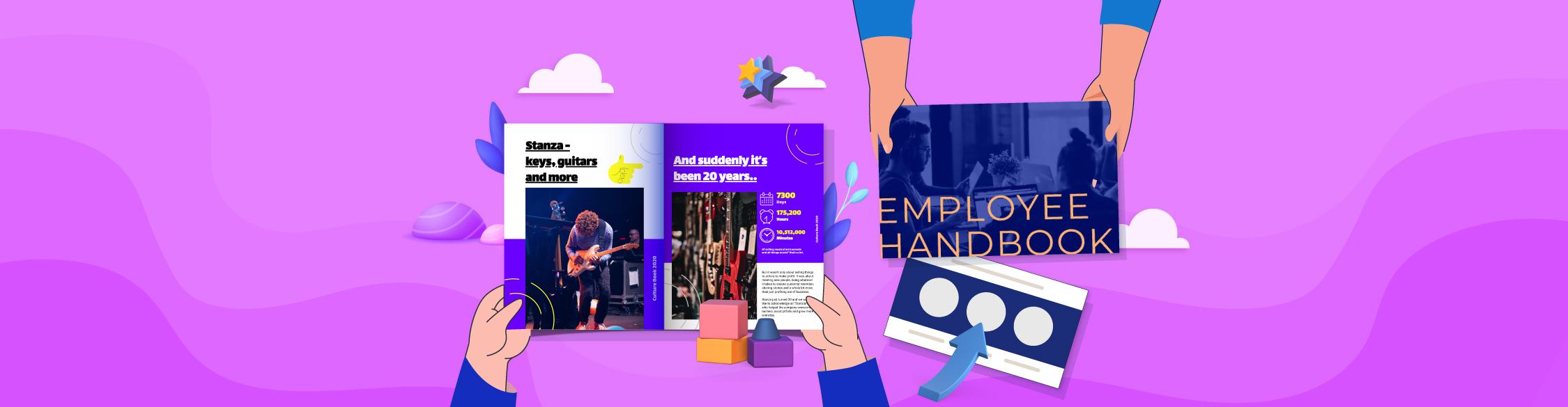 How to Create an Employee Handbook (+ Templates)