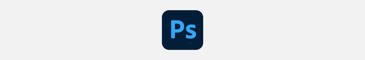 The Photoshop logo.