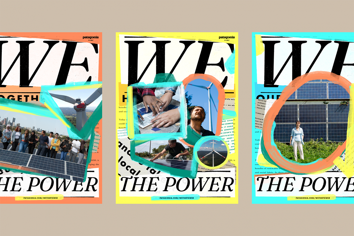 Magazine covers using collage elements as their cover design.
