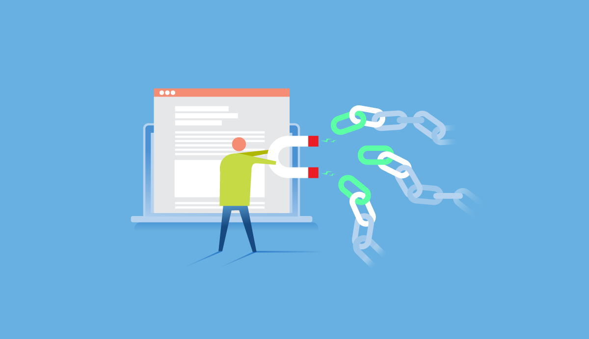 5 Unique Ways to Build Links with Images Header image