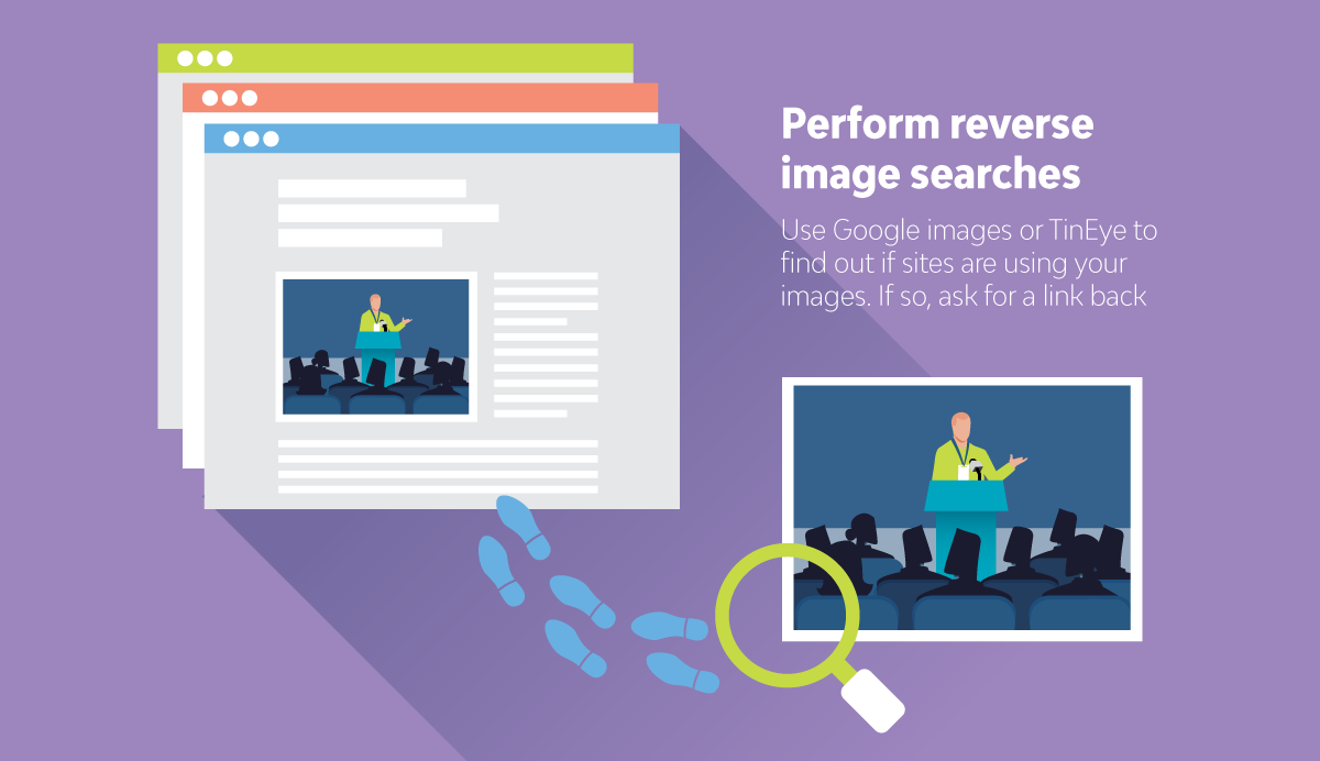 5 Unique Ways to Build Links with Images perform reverse image searches