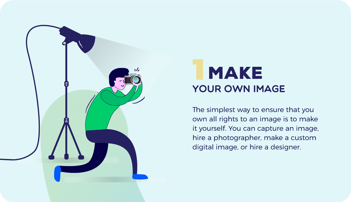 copyright images make your own images