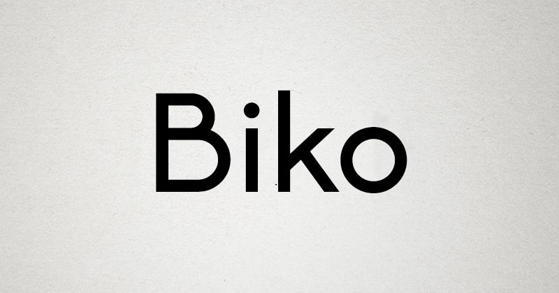 biko 50 best free elegant fonts