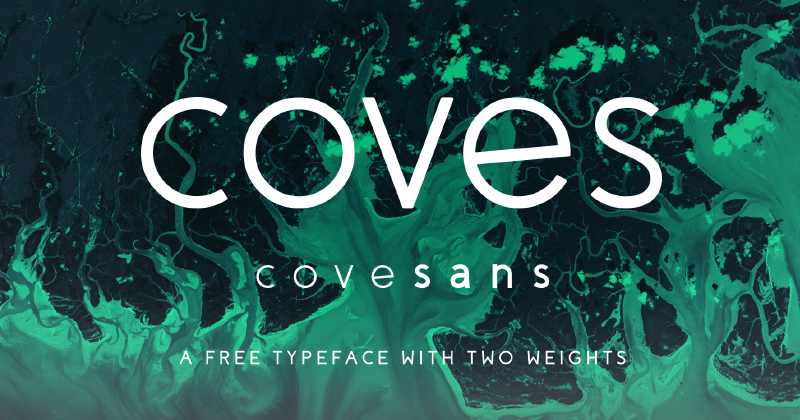 coves 50 best free elegant fonts