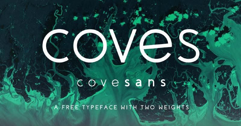 coves 50 best free elegant fonts