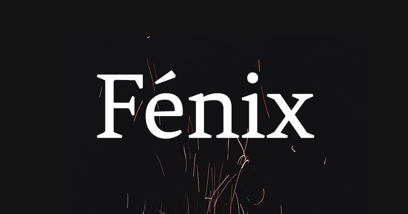 fenix 50 best free elegant fonts