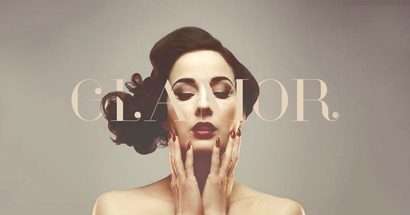 glamor 50 best free elegant fonts