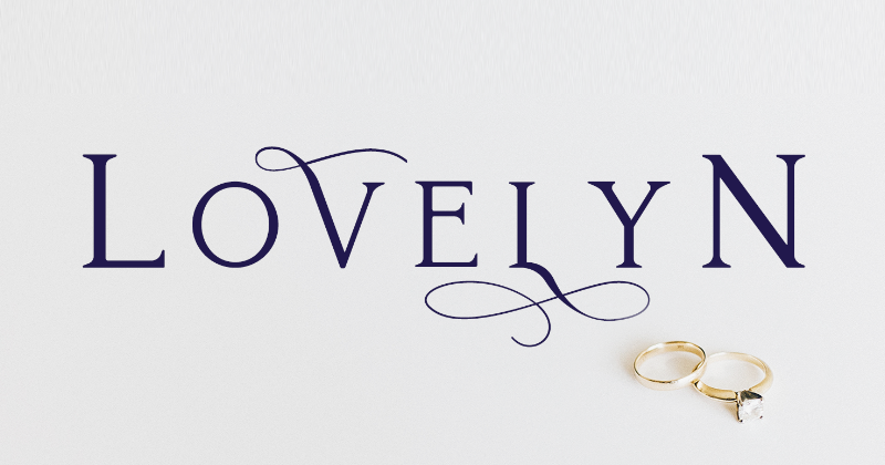 lovelyn 50 best free elegant fonts