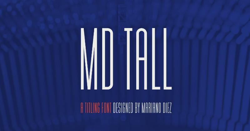 md tall 50 best free elegant fonts