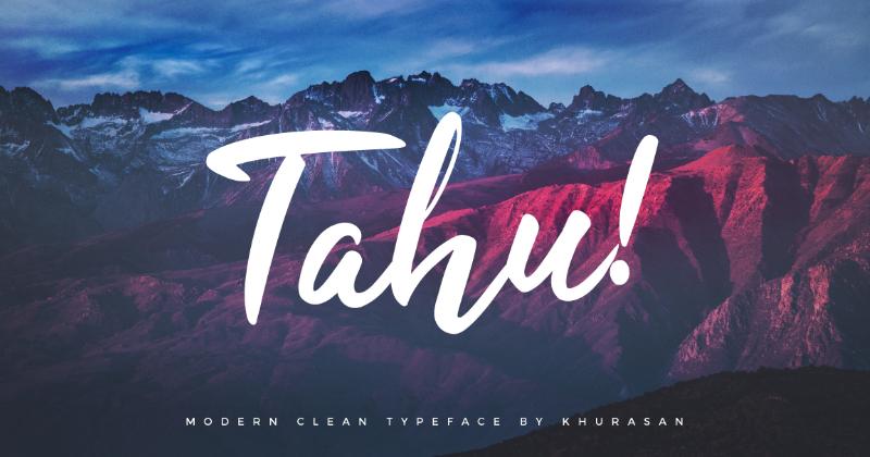 tahu 50 best free elegant fonts