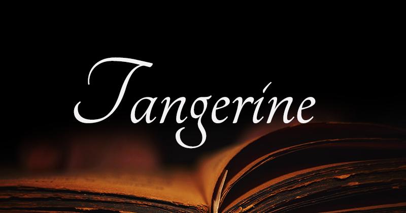 tangerine 50 best free elegant fonts