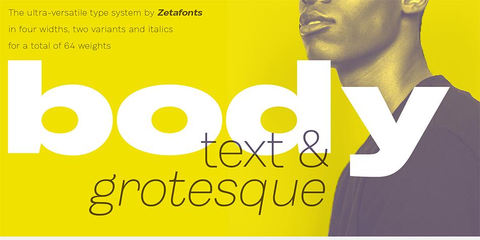 Body free modern fonts