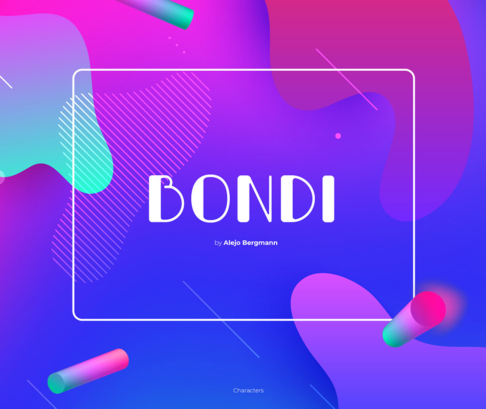 50 Free Modern Fonts To Give Your Designs An Edgy Look Visual