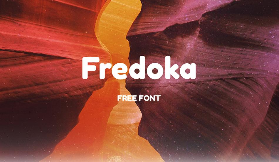 Fredoka free modern fonts