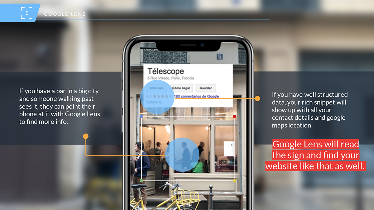 Google Lens seo images how to optimize images for visual search
