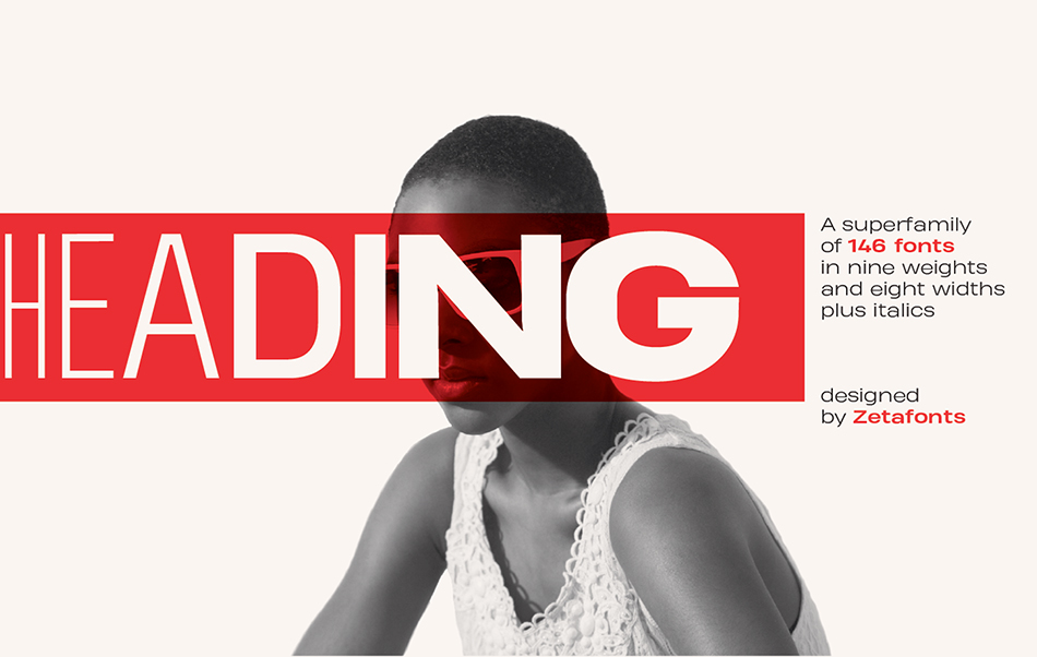 HEADING-PRO free modern fonts