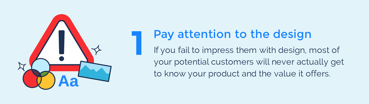 visual guide to exit intent popups pay attention to the design