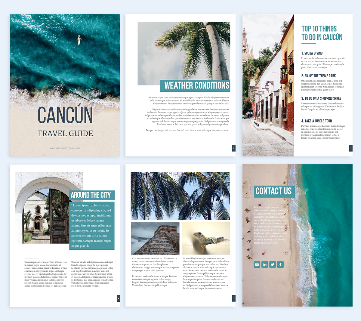 How-to-make-an-Ebook-template-travel guide
