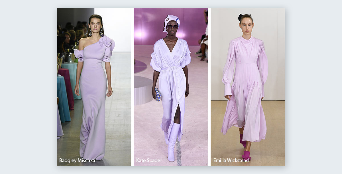 Summer-2019-fashion-color-trends pastel colors