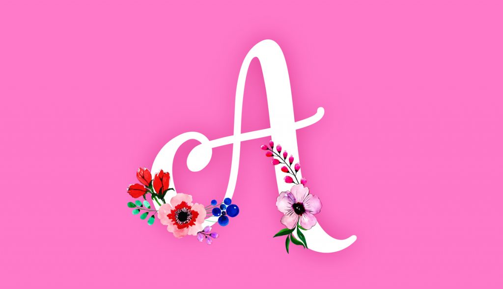 50 pretty fonts