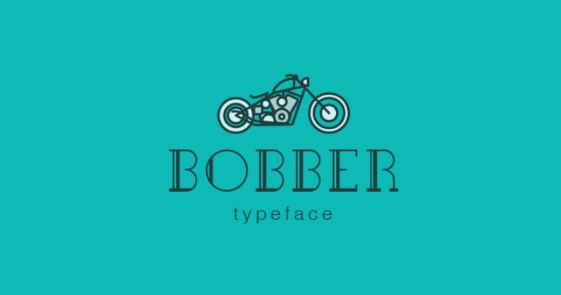 bobber pretty fonts