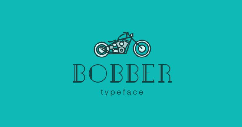 bobber pretty fonts