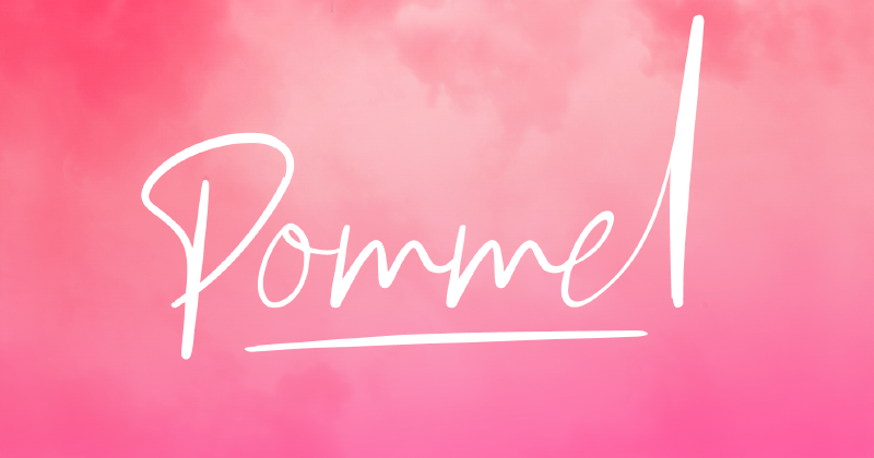 pommel pretty fonts