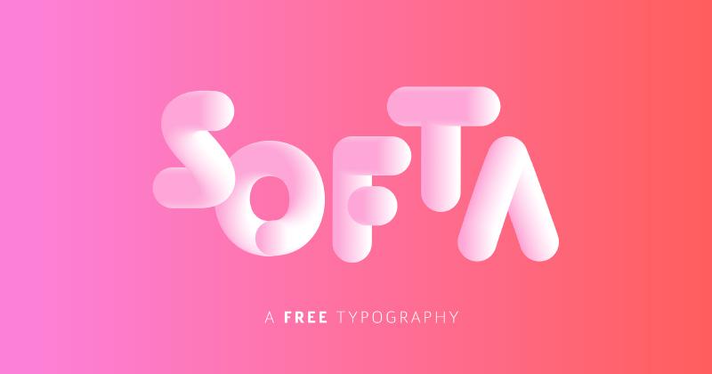 softa pretty fonts