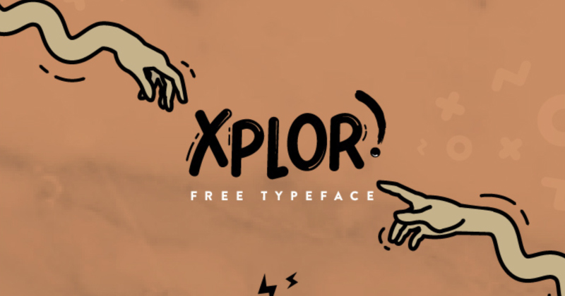 xplor pretty fonts