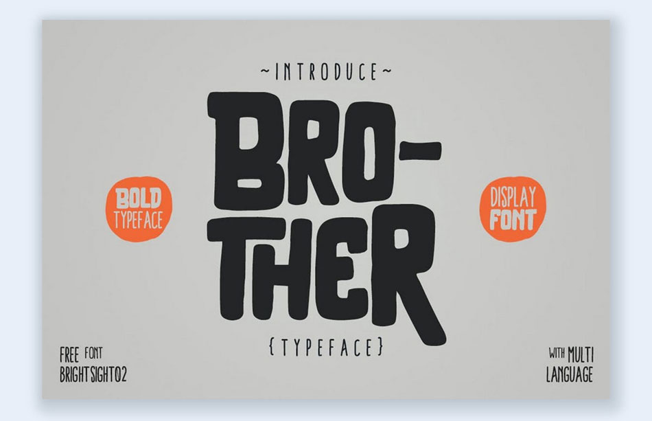 Thick-and-Bold-fonts-2 creative presentation ideas