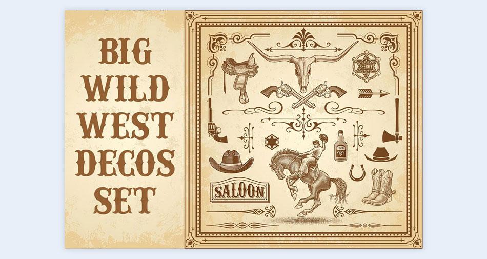 Use-a-Wild-West-theme. creative presentation ideas