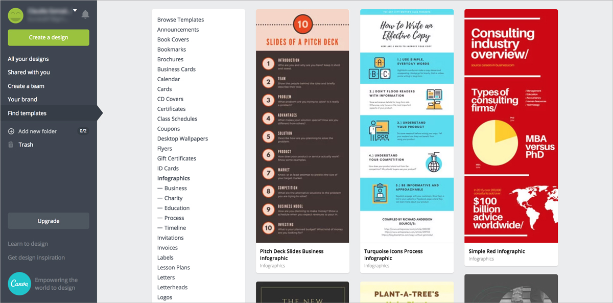 Canva Alternatives: A Visual Guide Comparing Visme and ...