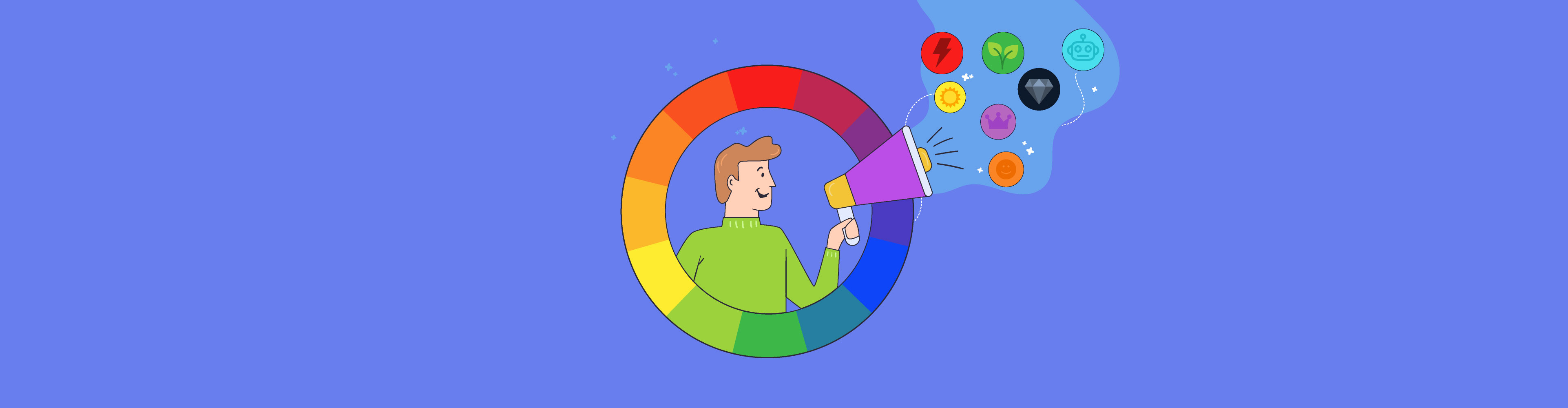 color psychology in marketing - header wide