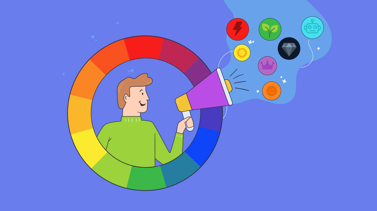 color psychology in marketing - header
