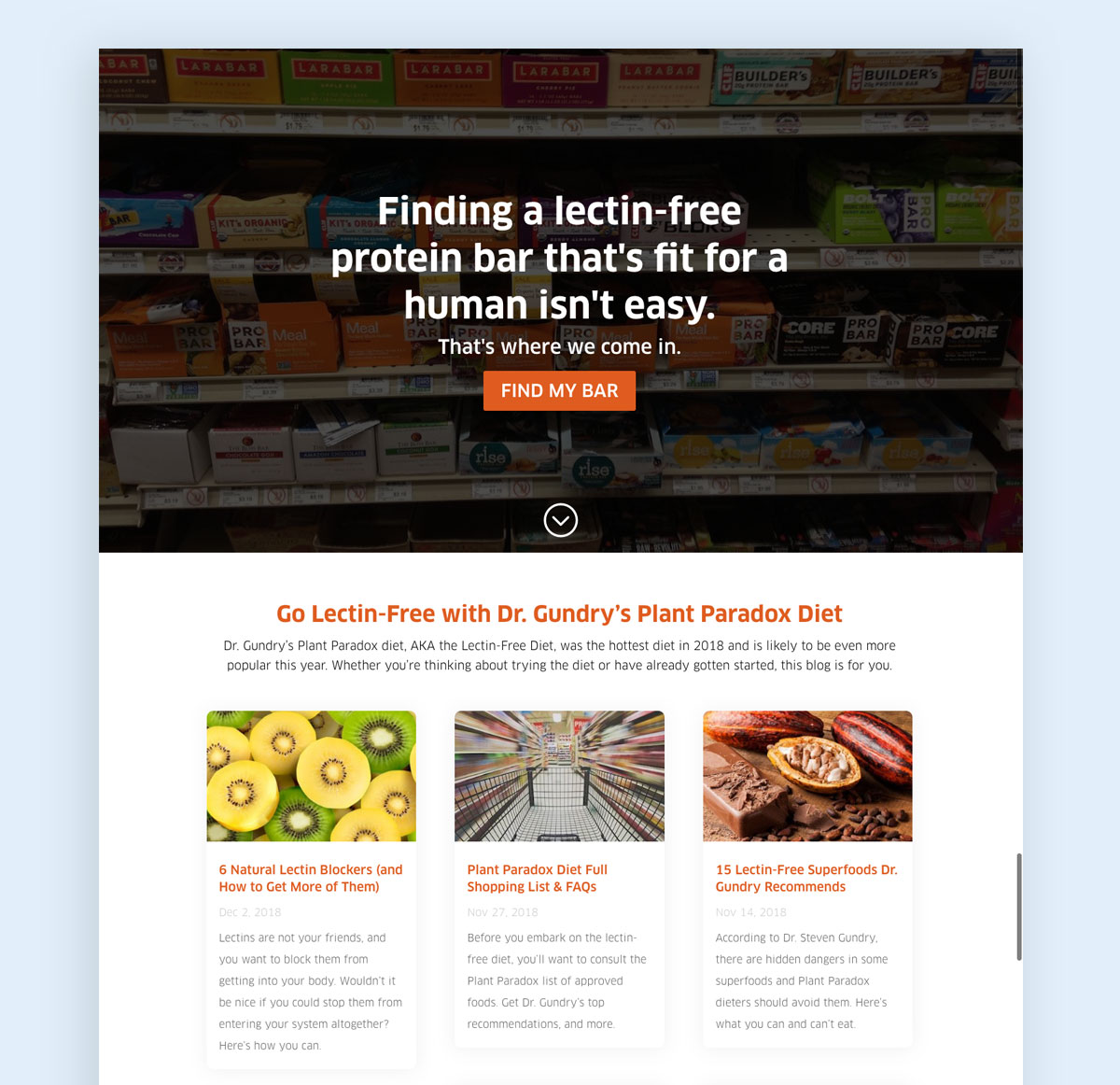comparison charts interactive content human food bar case study blog website