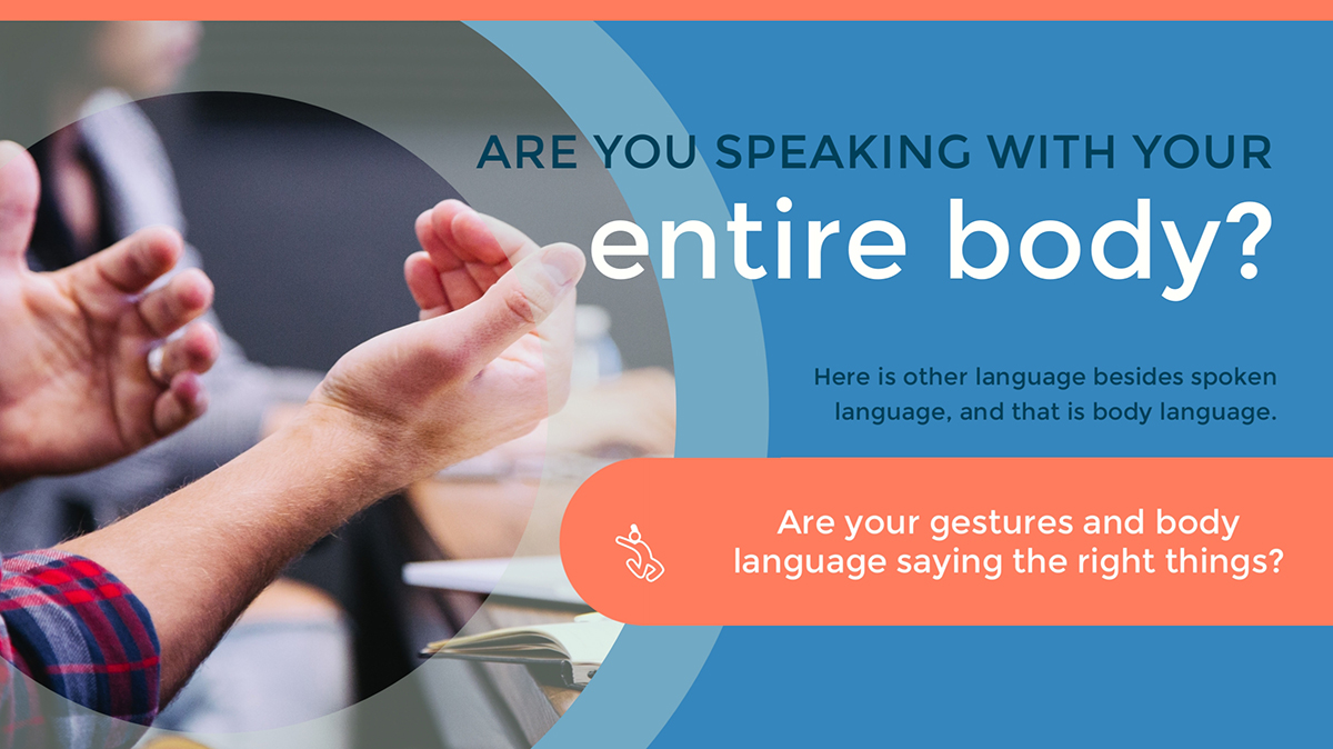 first impressions are you speaking with your entire body visme blog